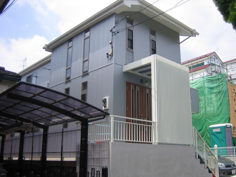 A邸 新築工事